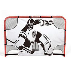 Franklin 12188F2 Sports NHL Tournament Shooting Target, 54x44-Inch - http://hockeyvideocenter.com/franklin-12188f2-sports-nhl-tournament-shooting-target-54x44-inch/