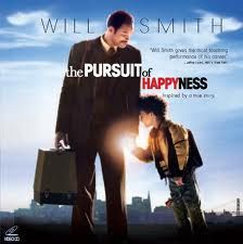 Pursuit of Happyness....  This is one of my favorite movie dramas.  If this movie doesn't move you, then you have a heart of stone.