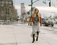 Bundled up on the coldest day of NYFW, Olivia sports a perfect mix of designer and fast fashion pieces (as only she can) before viewing the stunning Jonathan Simkhai Fall 2017 collection. Here she …