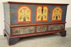 PA Dutch style furniture