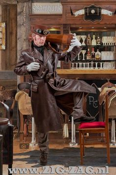 Steampunk cowboy by zig-zag Roermond NL Outfits for sale