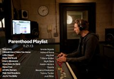 #Parenthood playlist