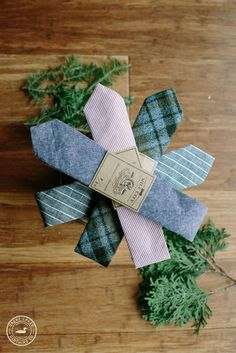 We manufactured a limited run of neckties with our good friends at Mill City Fineries. We picked out 4 classic fabrics that compliment our Sunwashed oxfords. Each tie is handmade here in the Twin Cities and exclusive to GL. Grab one while you can!