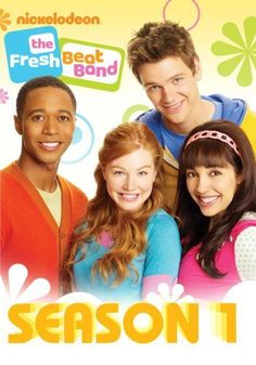 The Fresh Beat Band: Season 1 Kid Movies, Movie Tv, Children Movies, Old Nickelodeon Shows, Loyalty Quotes, Childhood Tv Shows, Weird Dreams, Old Shows, Kids Tv