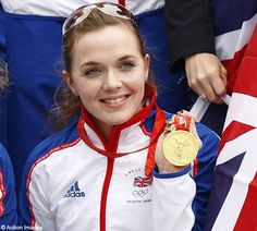 Britain's Olympic champion cyclist Victoria Pendleton hopes organisers of the 2012 Games will give her the chance to emulate Chris Hoy's hat-trick by adding more events to the London programme. Victoria Pendleton, 2012 Games, Action Images, 2012 Summer Olympics, Olympic Champion, Heroines, Road Bike, Equality, Cycling