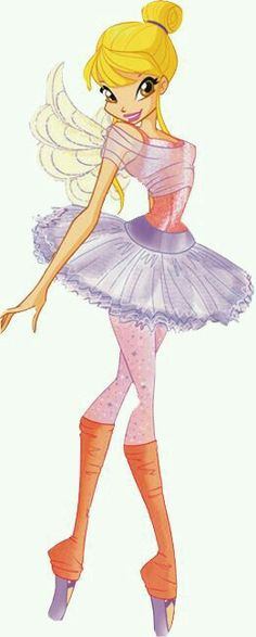 Princess Stella Is The Of Solaria And One Founding Members Winx Club Keeper Ring Guardian Fairy