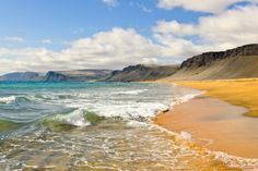 Rauðasandur on the West Fjords of Iceland...someday