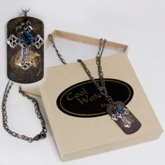 """""""In Him"""" Necklace #NC 158-9"""