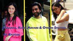 Anannya, Karan Johar, Kiara Advani & Others Spotted At Bastian Yash Johar, Top 10 News, Indian Hindi, Karan Johar, Kiara Advani, Comedy Films, Film Industry, Film Director, Screenwriting