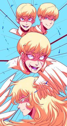 Ryo Asuka [Satan]
