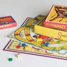 Sunday is family game night at Anna and Clara's. In shops now. Retro games, prices from DKK 14,90 / SEK 19,90 / NOK 21,90 / EUR 2,09 / ISK 409 / GBP 1.84