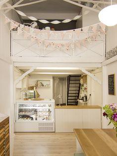 Ofelia Bakery, de blog de recetas a pastelería ~ El Costurero Pattern