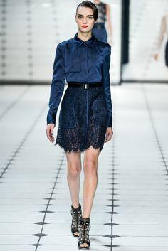 Spring 2013 RTW, Designer: Jason Wu, Model: Magda Laguinge