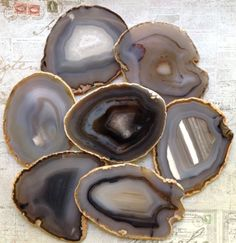 Hey, I found this really awesome Etsy listing at https://www.etsy.com/listing/286723789/agate-coasters-agate-coaster-set-of-4-to