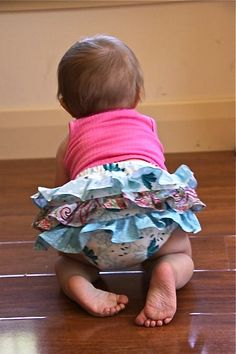 Baby BLOOMERS Sewing Patterns tutorial boys girls by SweetSeamz, $6.95