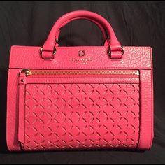 Spotted while shopping on Poshmark: NWT Kate Spade Mini Romy Perri Lane Cabaret Pink! #poshmark #fashion #shopping #style #kate spade #Handbags