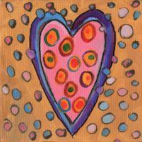 Julie Miller Valentine paintings.