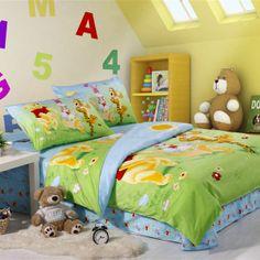 Winnie the Pooh Bedroom | winnie the pooh kids bedding model winnie pooh bedding 16 shipping ...