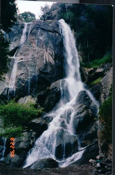 Kings Canyon National Park 1998