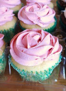 Libby's Cupcakes Etc: Lemon Raspberry Cupcake Recipe