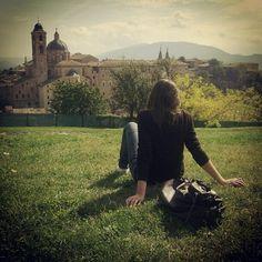 This is Urbino - Foto di @amemipiacecosi 1° classificata al challenge #sestosensomarche