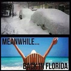 Love living in Florida