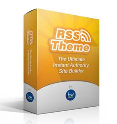 RSS Theme – TOP WordPress Theme Build INSTANT AUTHORITY In ANY Niche & Local Market On Absolute Auto-Pilot