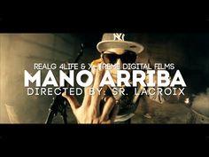 Ñengo Flow - Mano Arriba (Intro) (Official VideoHD) Los Reyes Del Rap ((...