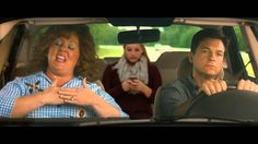 me singing in the car with my kids
