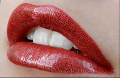 1 Layer Cherry #LipSense 1 Layer Cranberry LipSense, 1 Layer Big Apple LipSense Topped with Bougainvillea LipSense Gloss