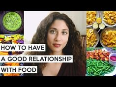 How To Have A Good Relationship With Food  | Rishivela