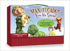 Max Lucado's You Are Special and 3 Other Stories: A Children's Treasury Box Set: Max Lucado: 9781400316519: Amazon.com: Books $12.81