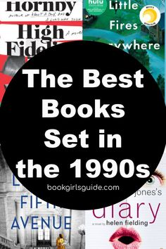 Books Set in the 1990s Books To Read In Your 20s, Books To Read For Women, Best Books To Read, Great Books, Book Club Books, Book Lists, Helen Fielding, Best Fiction Books, Reading Tracker