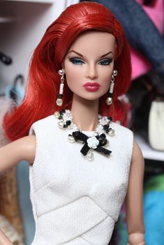 New Chanel inspired doll jewelry collection