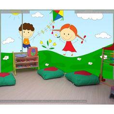 Ταπετσαρία τοίχου φωτογραφική, Playing in the sun. Προσαρμόστε την στις δικές σας διαστάσεις online. Φωτοταπετσαρία στην καλύτερη τιμή. Αυτοκόλλητη υφασμάτινη ταπετσαρία ή χάρτινη ταπετσαρία Snoopy, Kids Rugs, Fictional Characters, Home Decor, Art, Art Background, Decoration Home, Kid Friendly Rugs, Room Decor