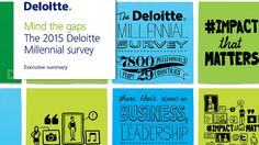 Interesting perspective. One typo. Conscious Millennial Leader #information #survey
