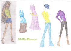 Blog of Paper Dolls: paper doll