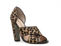 Audrey Brooke Jolie Leopard Pump