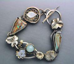 Boulder Opal Bracelet - Temi Kucinski.