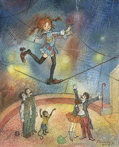 Pippi Longstocking Татьяна Казмирук