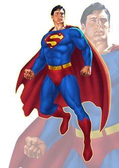 Superman, Mr. Reeves.nuff said. S.K.