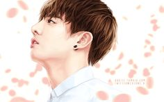 Jungkook for the I Need U series fanart ^^ Tried combining some animation in it this time around~ (ref.) More in this series: Jin | Suga | Taehyung | RM | Jimin Please do not edit or repost!