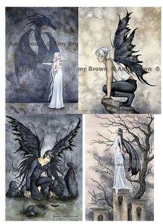 Goth Fairies