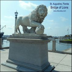 Lions Bridge, St.  Augustine