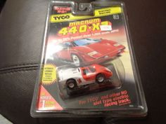 Unknown 164788: ( Item 108) New Ho Scale Slot Car Magnum 440-X Porsche 56 -> BUY IT NOW ONLY: $100 on eBay!