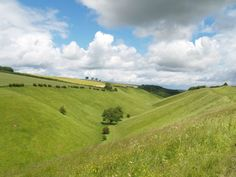 Walking on the Yorkshire Wolds