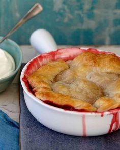 Strawberry Puff Pastry Pie   Sweet Paul Magazine