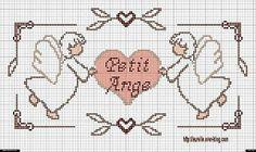 un solo color Cross Stitch Owl, Cross Stitch Angels, Cross Stitch Charts, Cross Stitching, Cross Stitch Embroidery, Filet Crochet, Cross Stitch Patterns, Bullet Journal, Crocheting