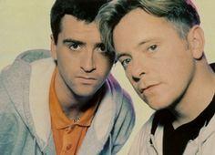 Johnny Marr & Bernard Sumner AKA Electronic