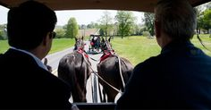 Ed's Buggy Rides | Pennsylvania Dutch Country | Lancaster, PA -- great experience! Smaller buggies than the big operations. Entirely on back roads.